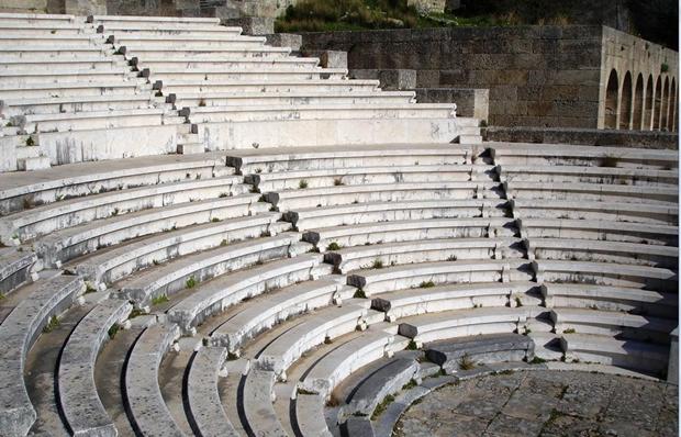 Theatron - Akropolis