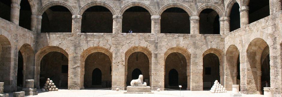 Rodos Arkeoloji Müzesi