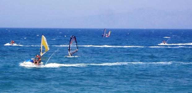 Ixia Plajı, Rodos