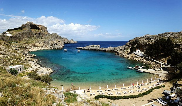 St.Paul's Beach - Lindos