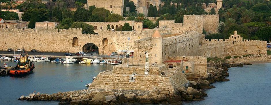 Rodos Kalesi – Eski Şehir (Old Town)