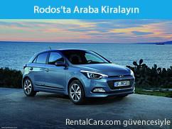 Rodos'ta Araba Kiralama - Kiralık Araba Fiyatları