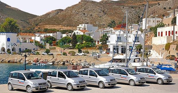 Rodos'ta Araba Kiralama - Kiralık Araba