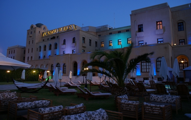 Casino ve Butik Hotel