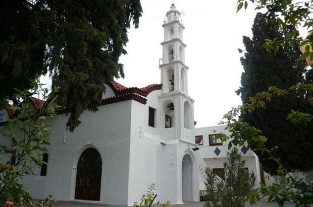 Salakos Köyü Kilisesi
