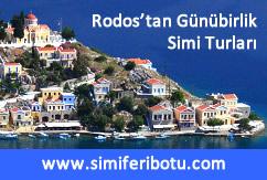 Rodos'tan Günübirlik Simi Turları - SimiFeribotu.com