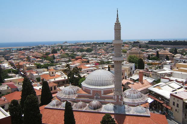 Kanuni Sultan Süleyman Camii, Rodos