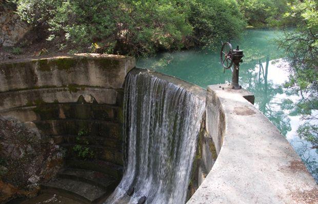 Seven Springs - Artificial Lake